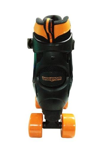 Mongoose Boy's Quad Roller Skates,