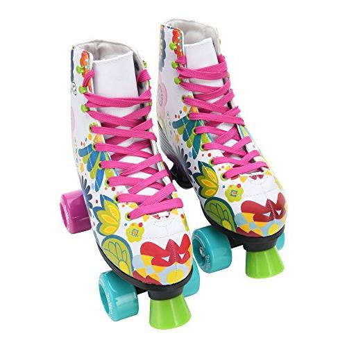 for Girls Classic Cuff Skates with
