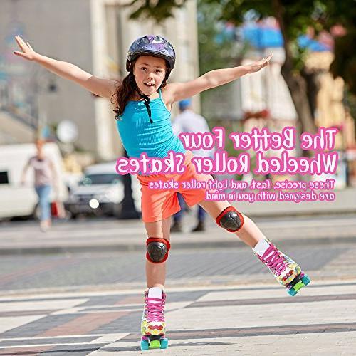 Stemax for Girls / Classic Cuff Skates