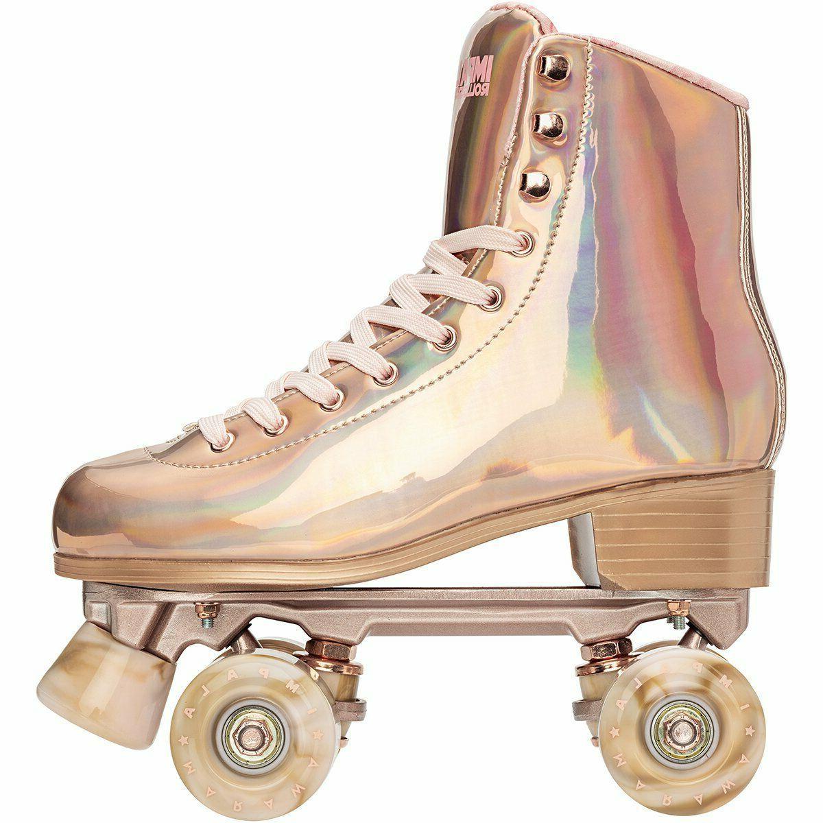 Impala Quad Skates Vegan Womens Marwa Rose Gold Size: