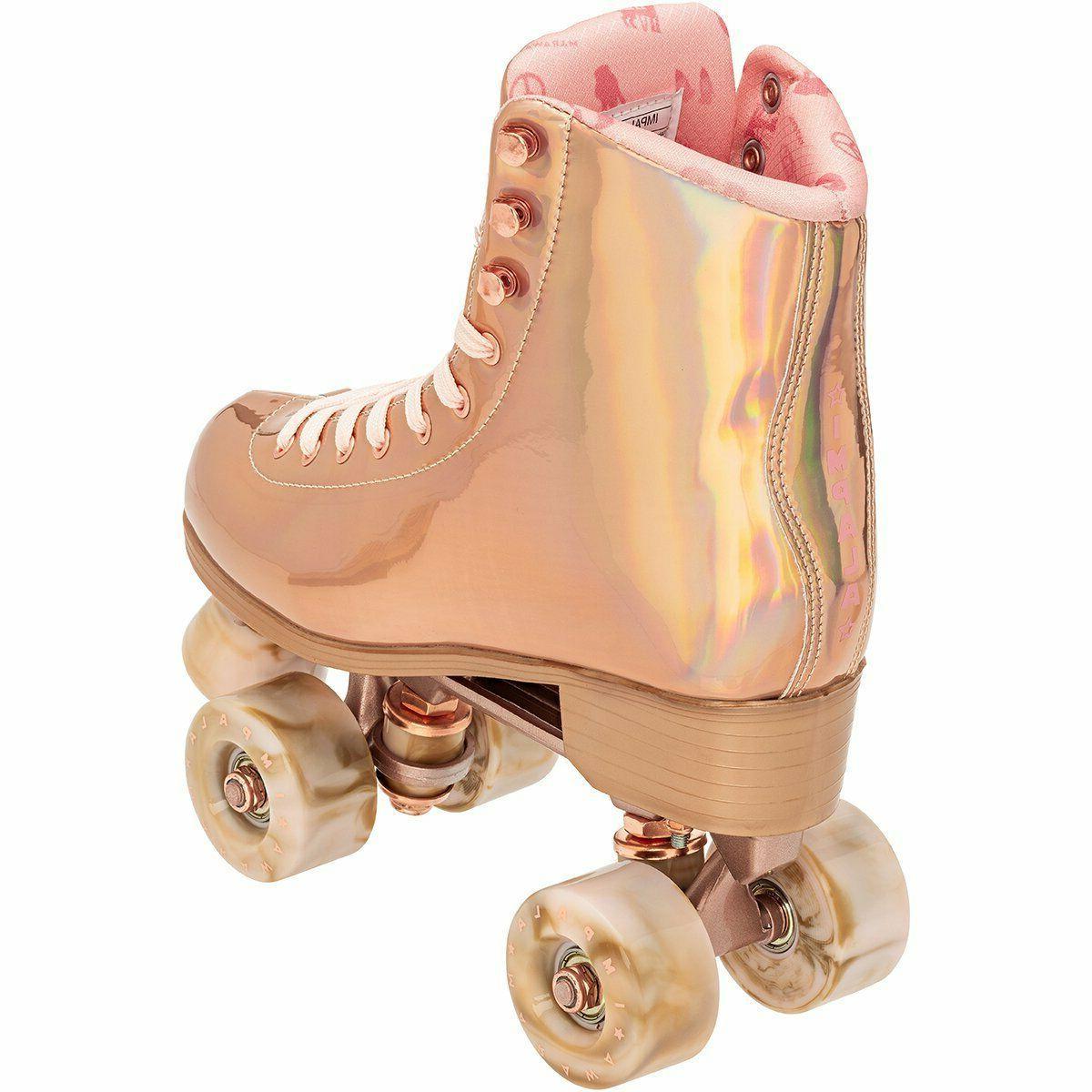 Skates | Womens | Marwa Rose Gold 5
