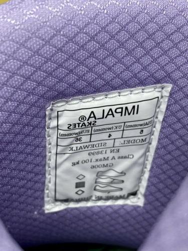 Impala Skates Vegan Womens | Pastel Size 5