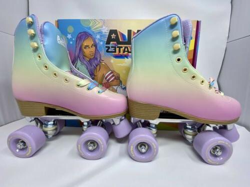Impala - Quad Skates | Vegan Womens Pastel Fade Size