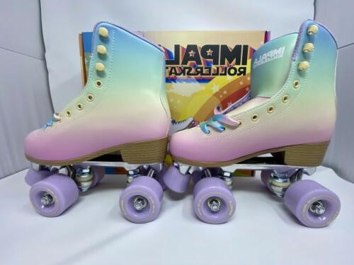 Impala Quad Skates | Vegan - Womens Pastel Size 5 RARE!