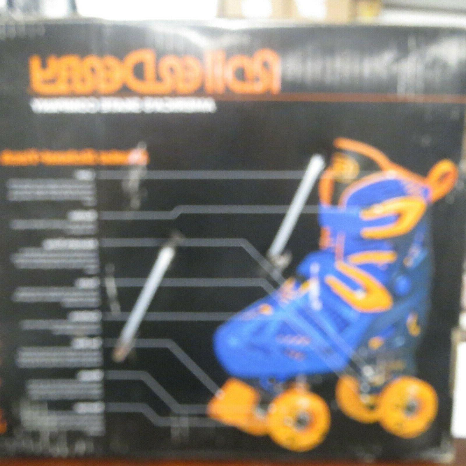Roller Derby adjustable ~NEW~