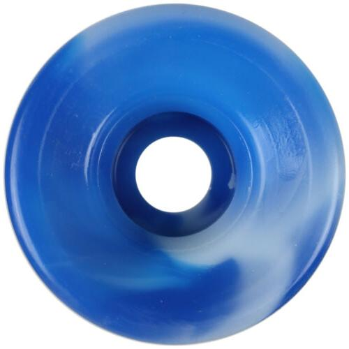 Quad Derby Skate 57mm Blue With Bearings