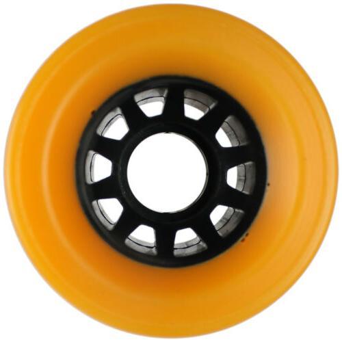 Quad Skate x Orange With