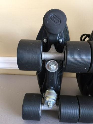 Riedell Cayman Roller Skates Size Radar Description