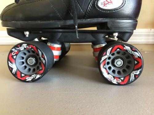 Riedell R3 Quad Roller Description
