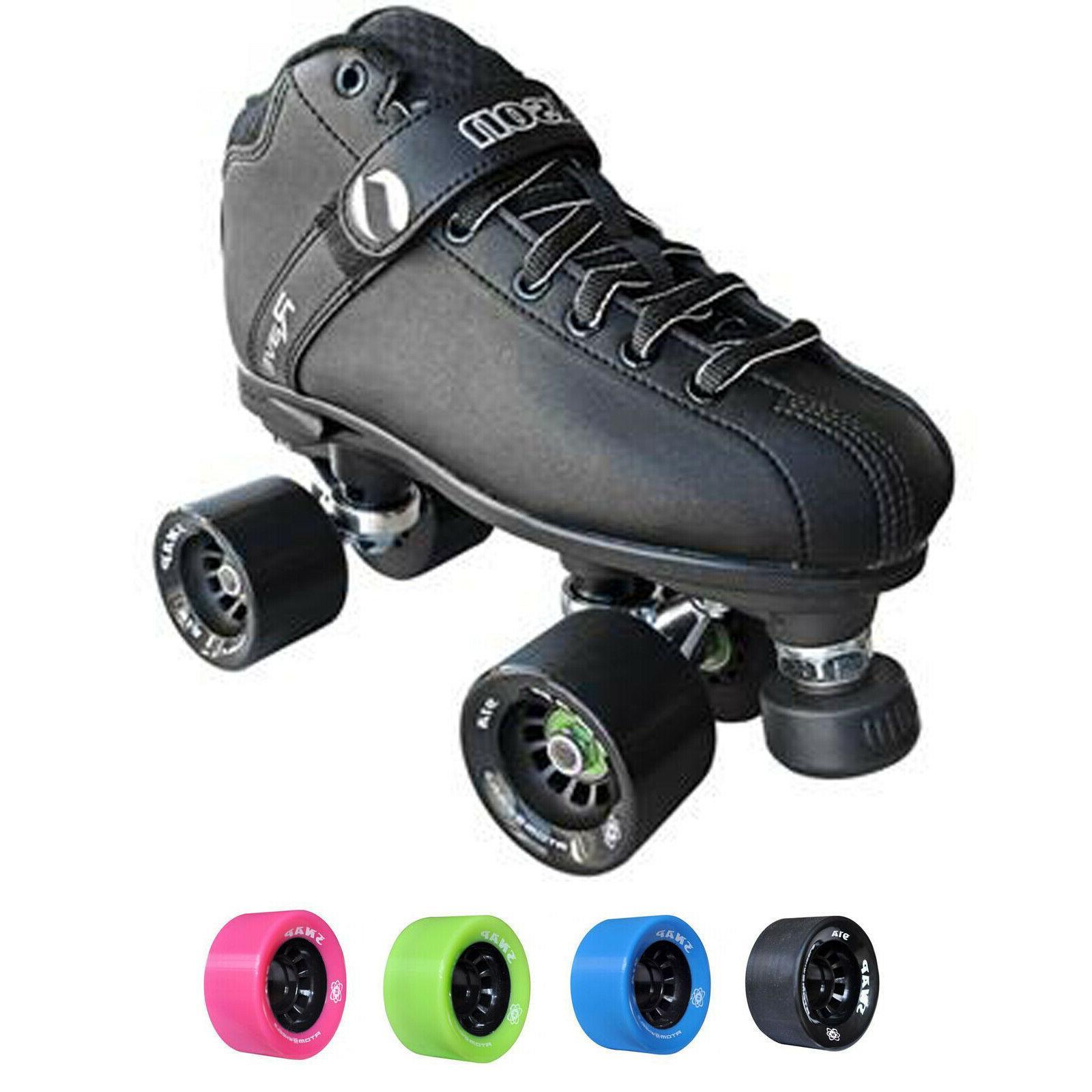 rave rink quad skate package jackson skates