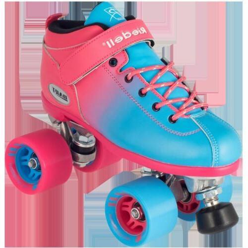 Riedell Quad Roller - Dart Color
