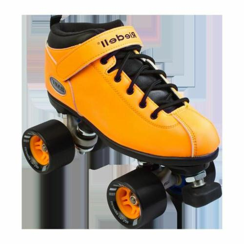 Riedell Quad Roller Skates - Dart- Solid