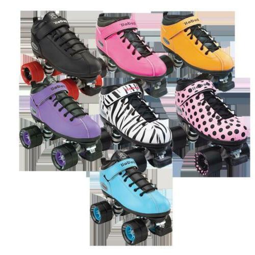 riedell quad roller skates dart zebra solid