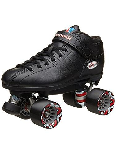 Riedell Skates - Roller for | Black | 8