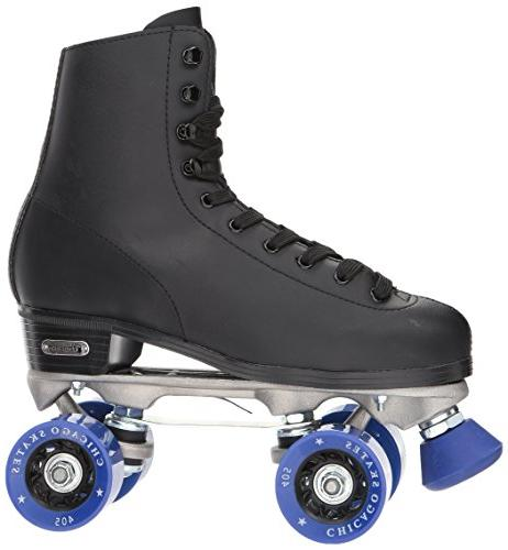 Chicago Rink Roller -Black 9