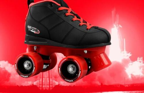 Crazy Skates Boys Quad Speed Size