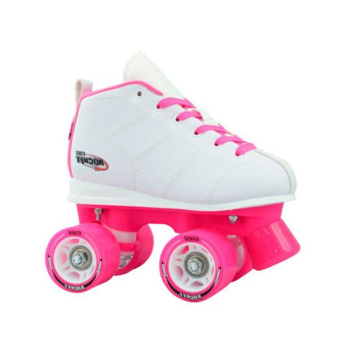 Crazy Skates | ROCKET Girls Kids Ladies Size