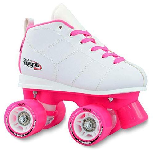 rocket roller white pink eu32
