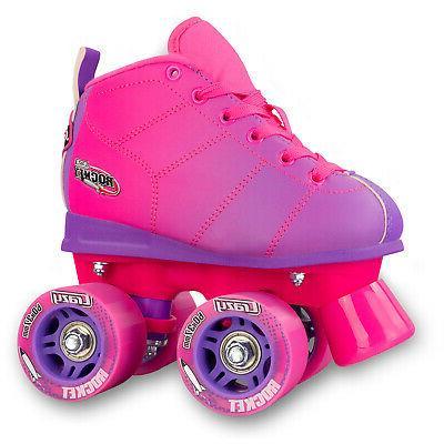 Rocket Girls and Pink/Purple