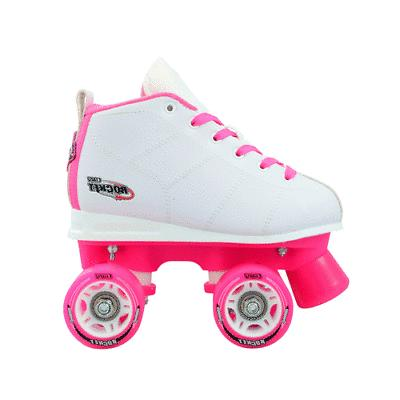 Rocket Roller Skates for Girls | Kids Speed /