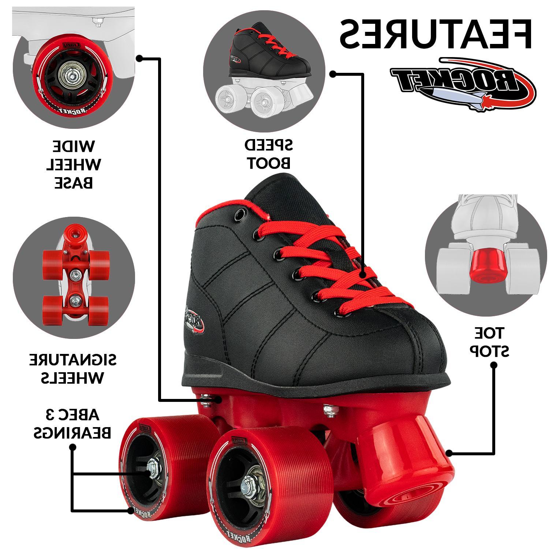 Rocket Roller Skates kids by | Quad |