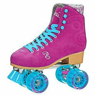 Roller Derby Candi Girl Carlin Quad Artistic Roller Skates S
