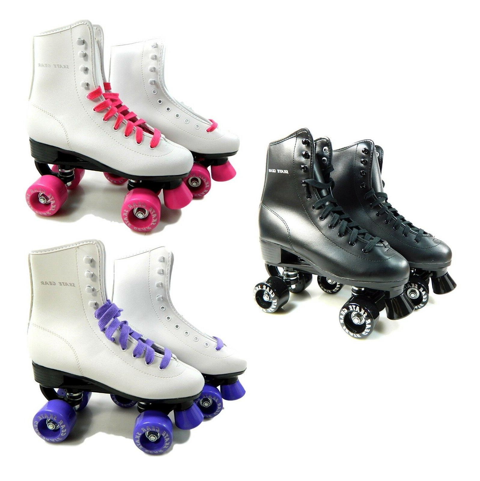 Roller Derby 1-10 Kids White SHIPPING