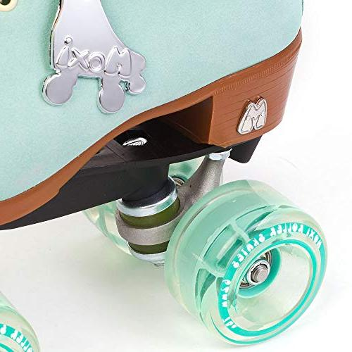 Moxi - Womens Roller   Teal Size 9