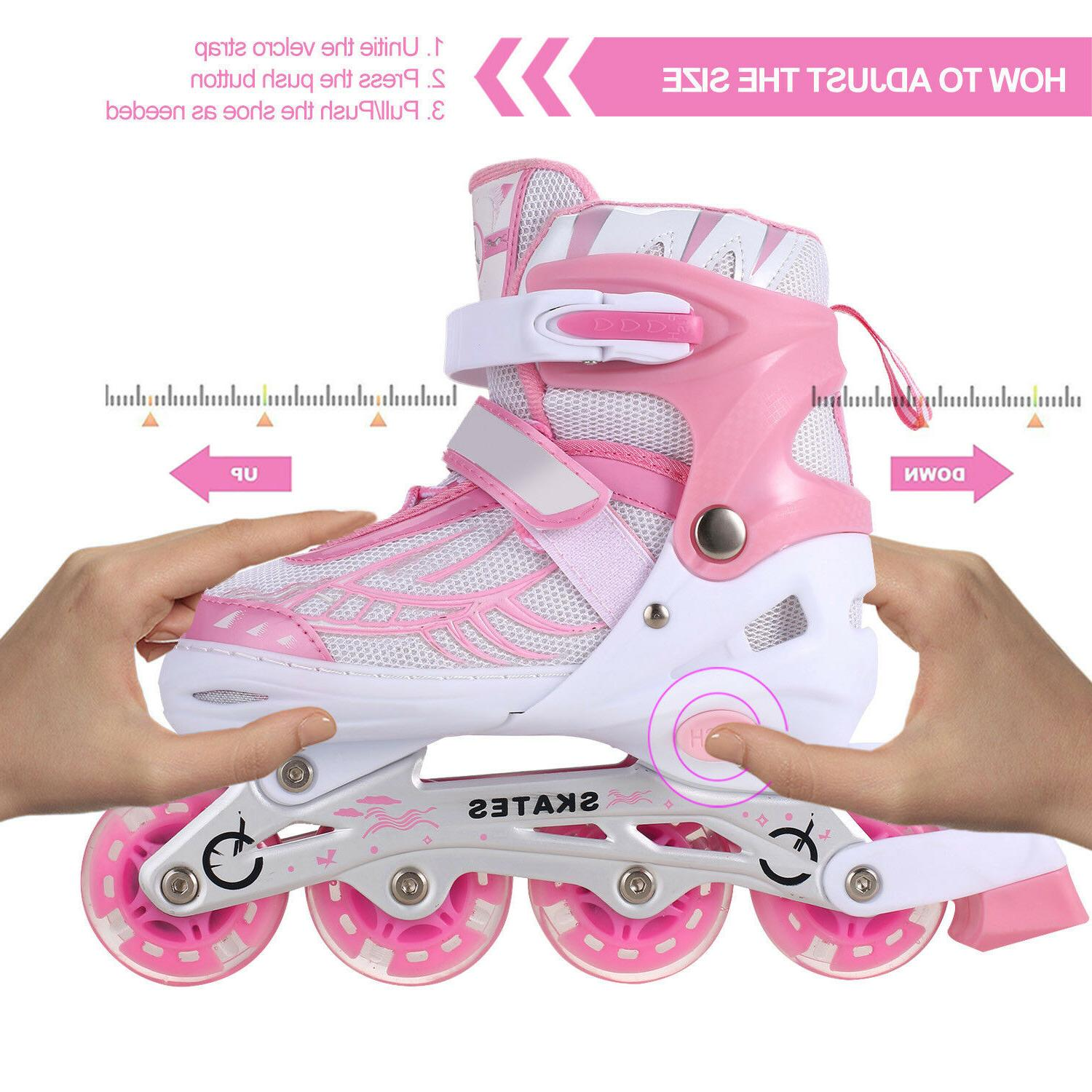 Inline Skates Adjustable Sporting Tracer