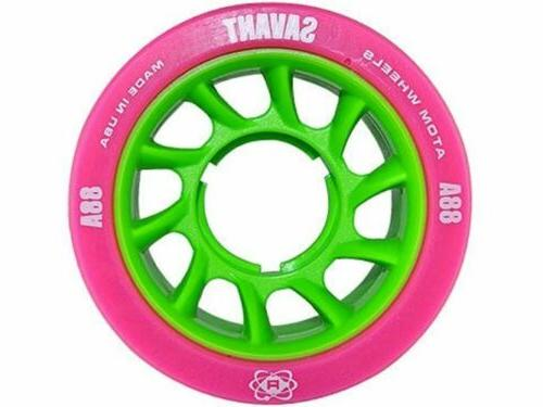 Atom Roller Derby Wheels 59mm x