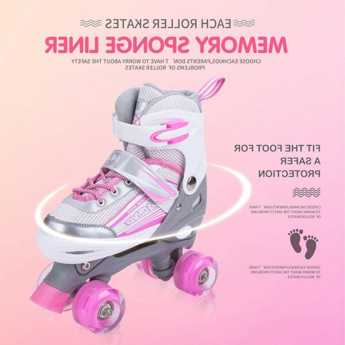 Kuxuan Skates ~Light Wheels