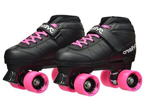 Epic Nitro Indoor/Outdoor Quad Speed Roller Skates