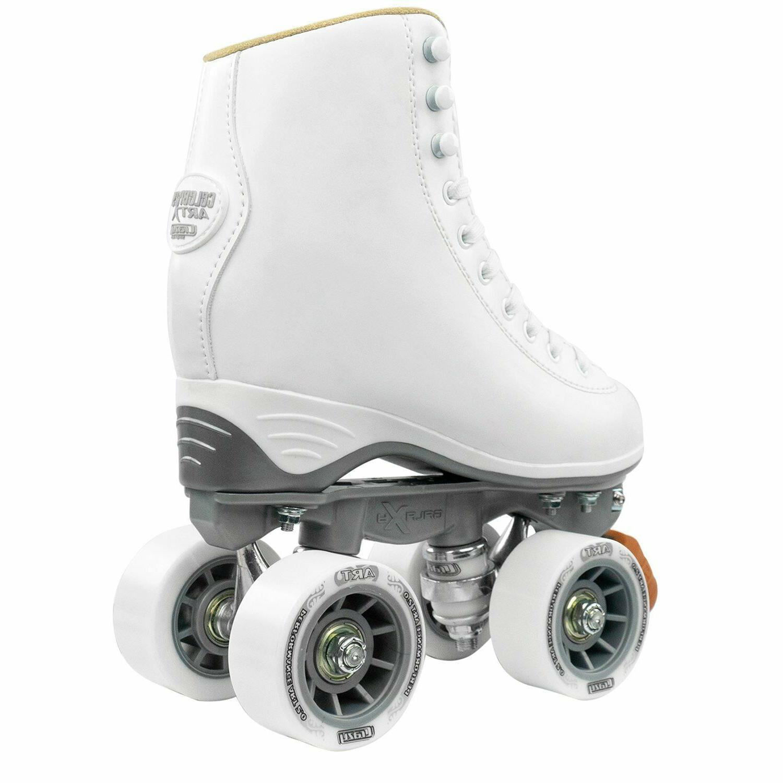 Celebrity Art Roller Skates by Artistic Figure Skating Boot