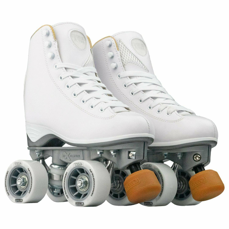 Celebrity Artistic Figure White Boot