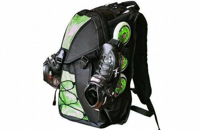 Atom Backpack Inline Roller