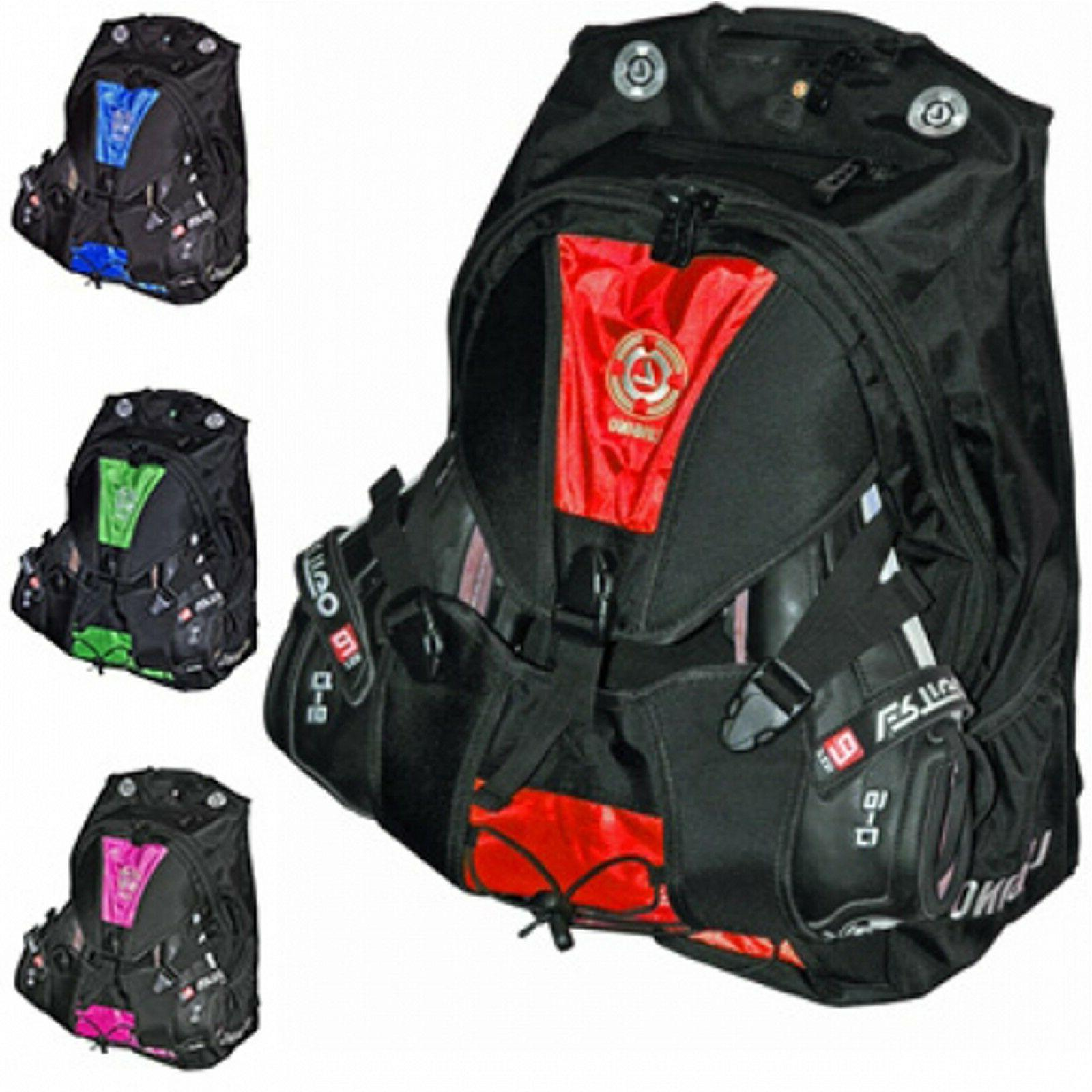 skates backpack for inline or roller skate