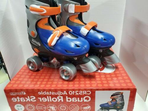skates boys adjustable quad skates brand new