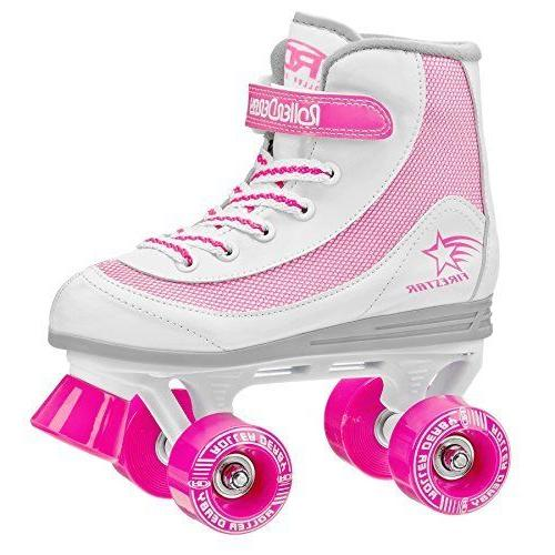 Roller Derby Skates Girls Roller Skates Size 1 13 Outdoor