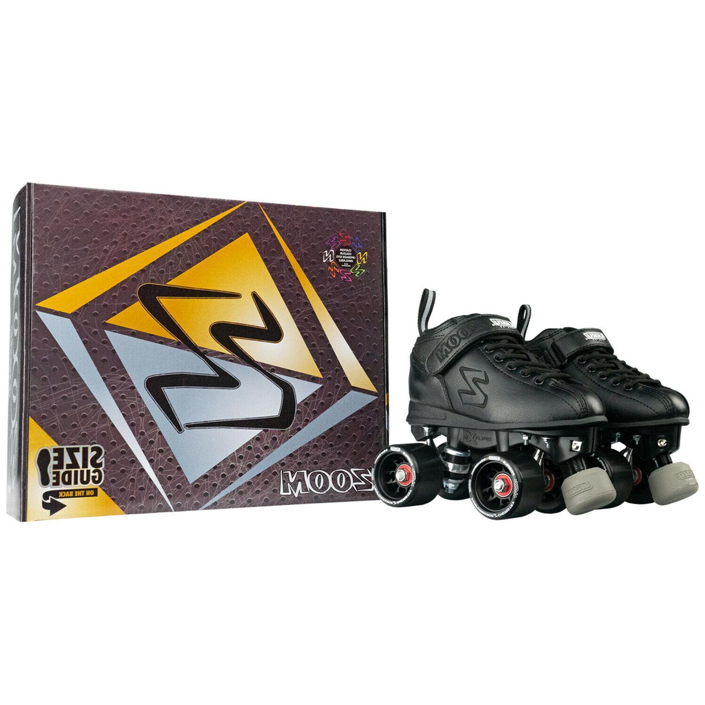 Zoom Crazy Skates Black Quad