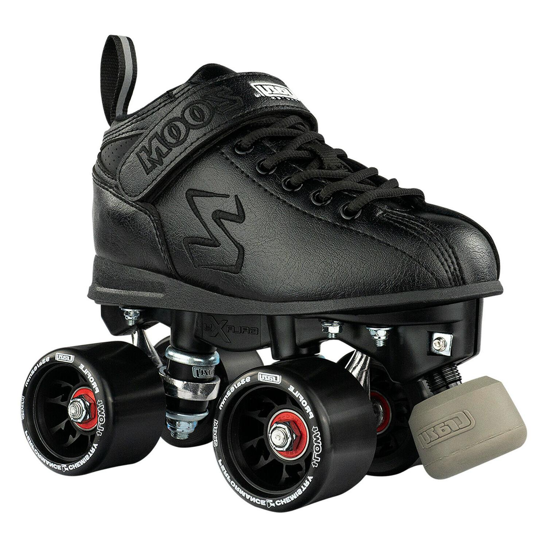 zoom roller skates by black quad speed