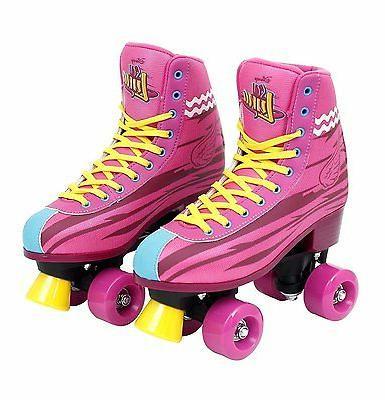 Disney Soy Luna Roller Skates Training Original TV Series Si