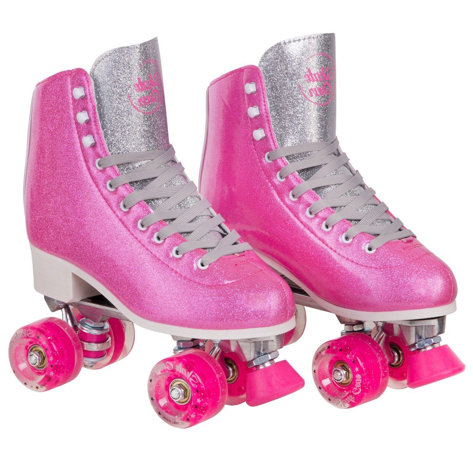 Sparkly Indoor Outdoor Skating, Faux