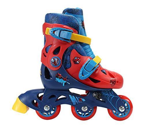 PlayWheels Spider-Man Convertible Skates,