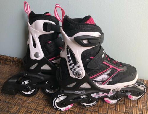 spitfire xt g adjustable girls inline skates