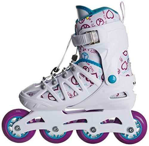 Roller Girl's 5.2 Adjustable Medium