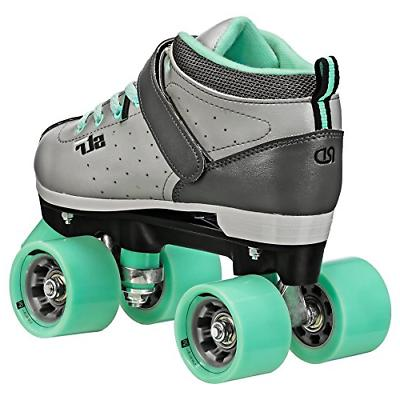 Roller Seven Women's Roller Grey/Mint, 8