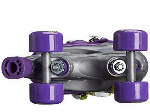 Chicago Kids Adjustable Quad Roller - Medium