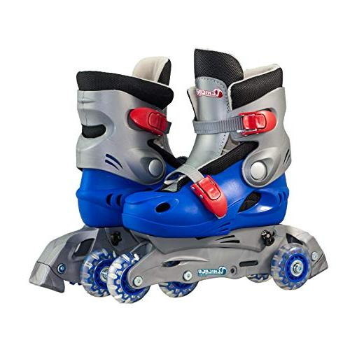 Chicago Boys Roller Skate Size -