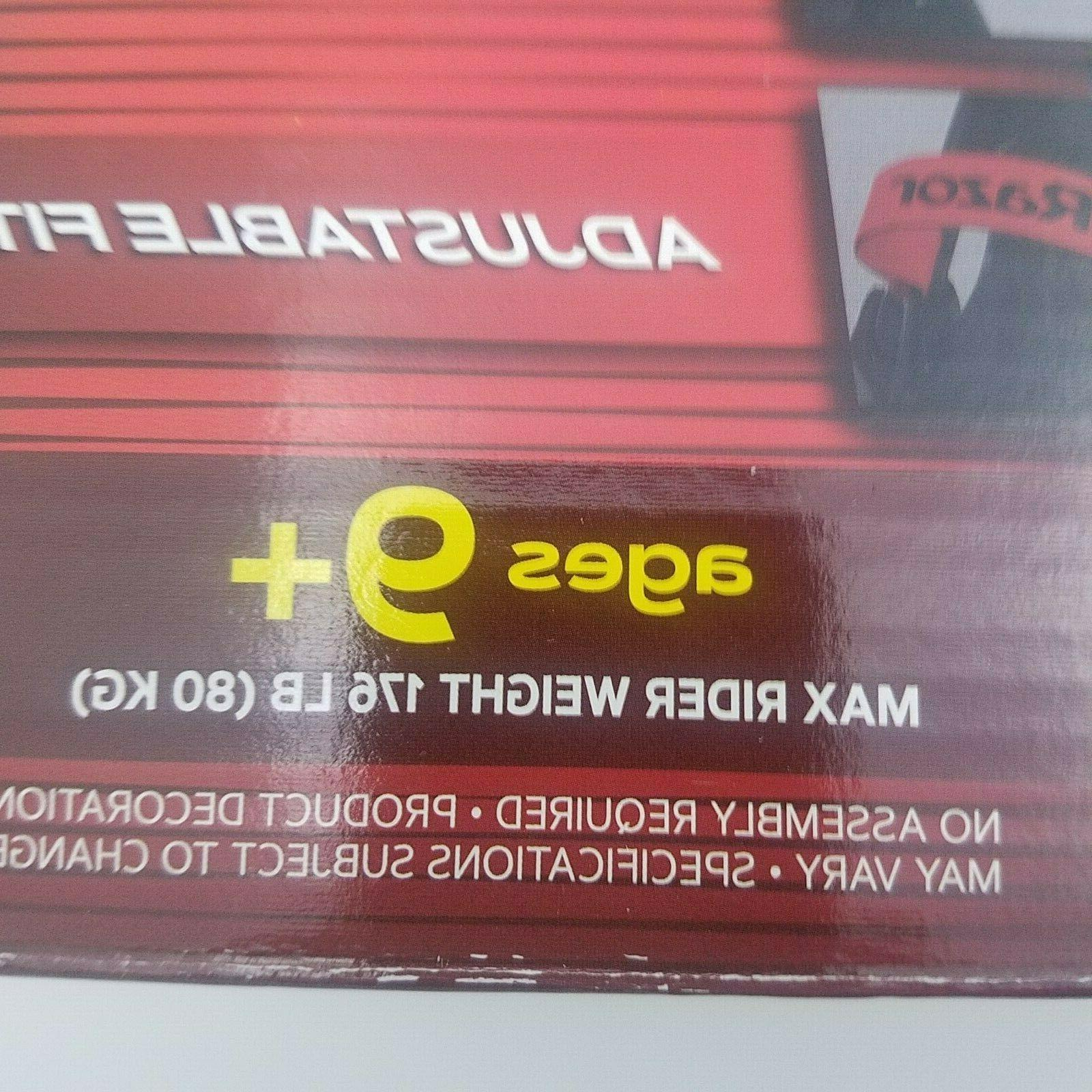 Razor Turbo Jetts Heel Skates Battery