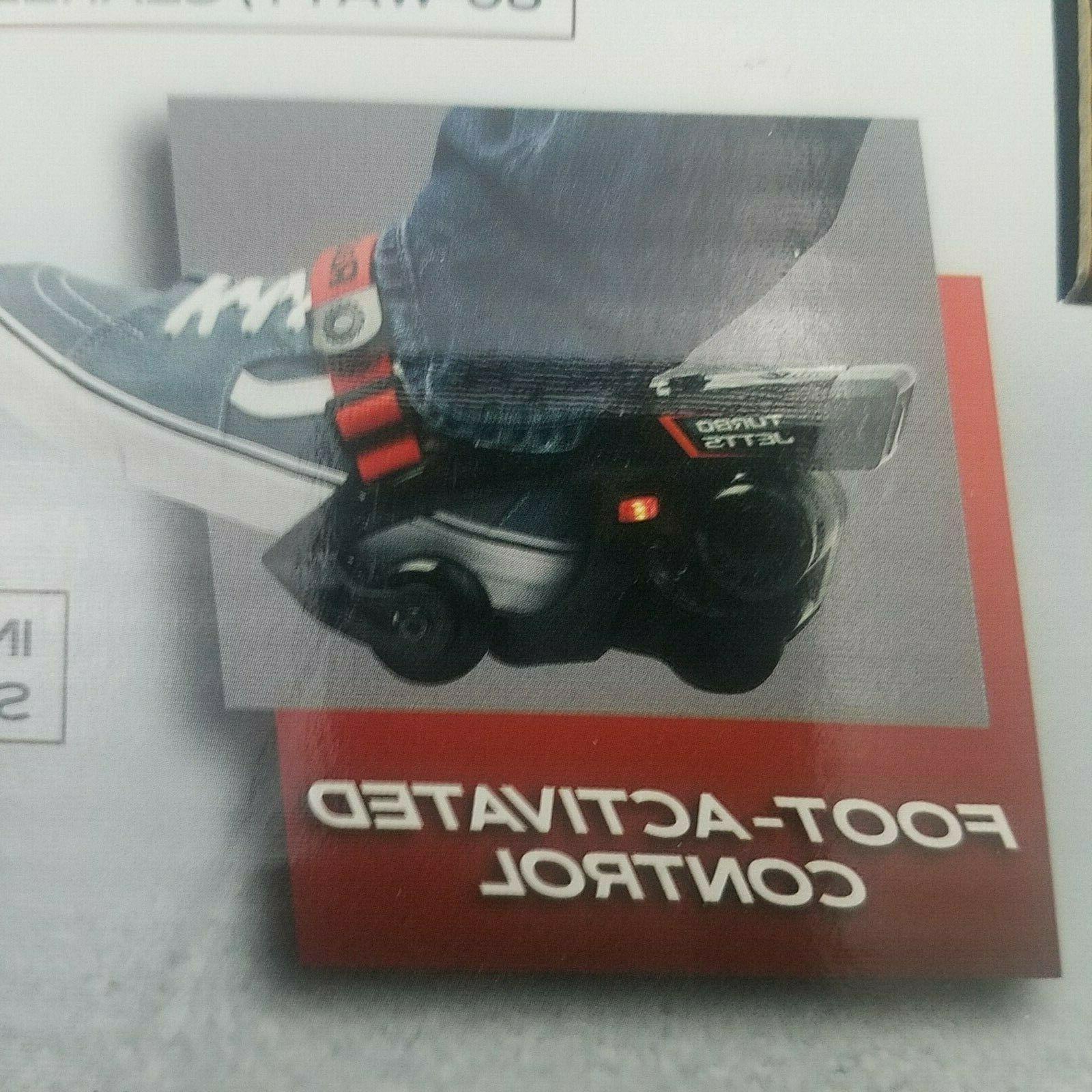 Razor Turbo Jetts Electric Heel Electric Skates Battery